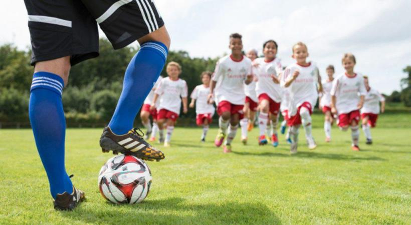 Les Raiffeisen Football Camps remplissent toutes les conditions de l'Association suisse de football. dr