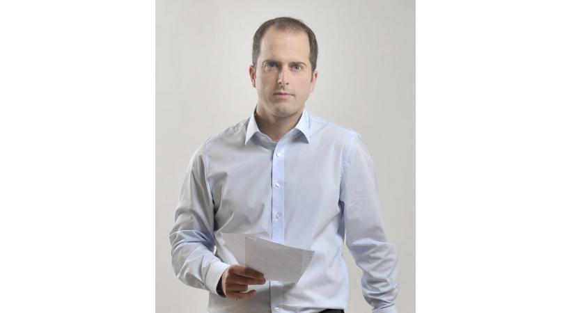Julien Sansonnens, député de La Gauche