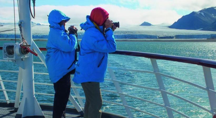Une expédition en plein cœur des trésors naturels du Grand Nord.
