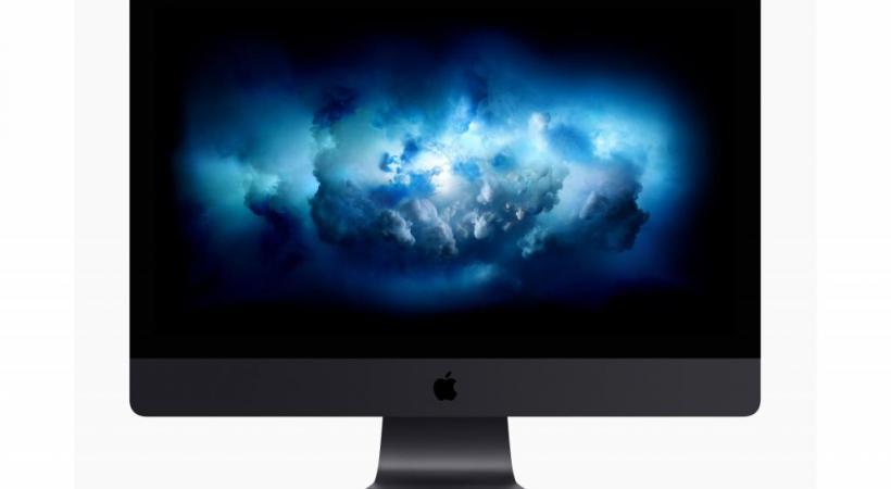 Le futur iMac pro marque le retour d'Apple sur le marché professionnel . dr