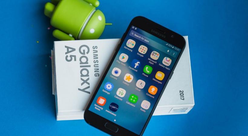 Samsung Galaxy A5 - La qualité à bon prix
