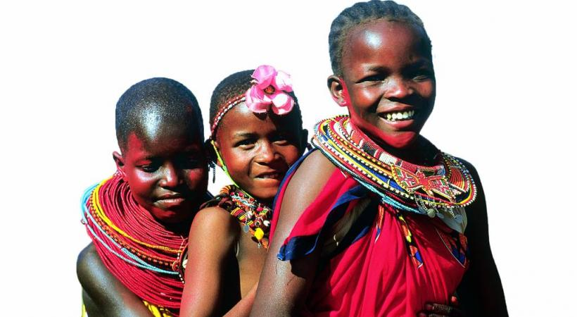 La tribu masaï est la plus connue du Keny. KENY TOURIST BOARD