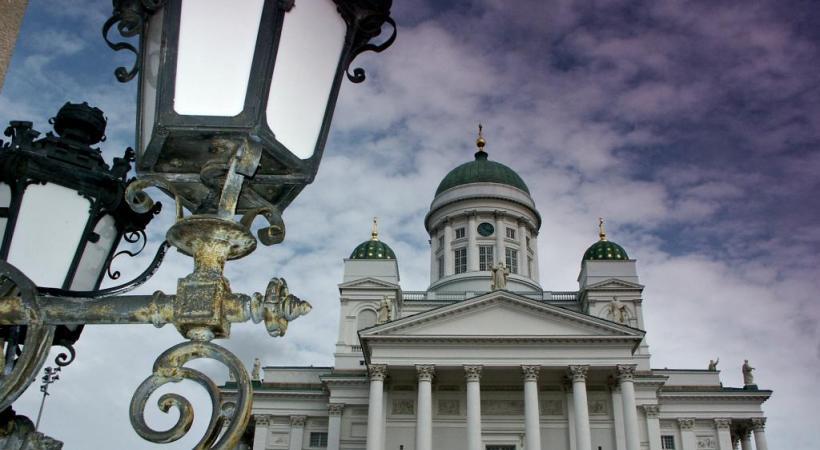 Helsinki a ses charmes