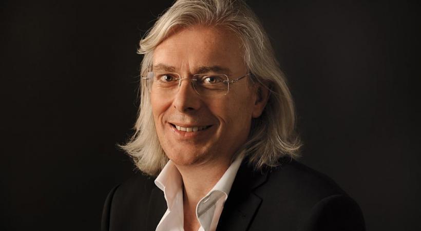 Pascal Vandenberghe, directeur de Payot. dr