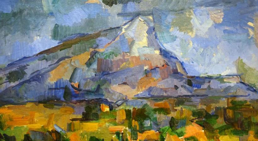 Paul Cézanne et le Chant de la Terre