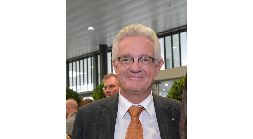 Gustave Muheim, président, syndic de Belmont-sur-Lausanne