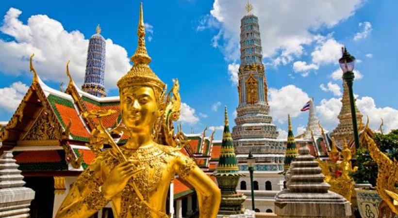Un voyage pour 2 à Bangkok