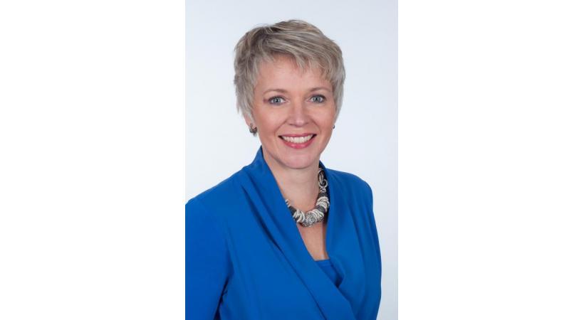 Isabelle Alghisi préside la commission RH-bénévoles.DR