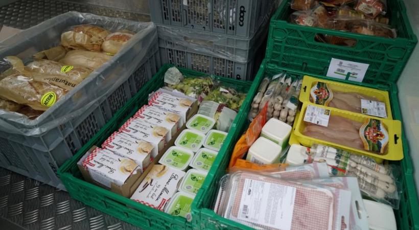 «Sensibiliser le public au gaspillage alimentaire»