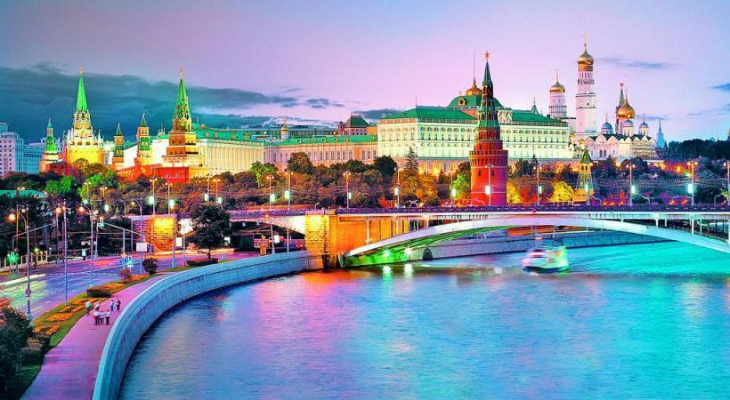 La capitale Moscou concentre un tiers environ de l'économie du pays. ISTOCK