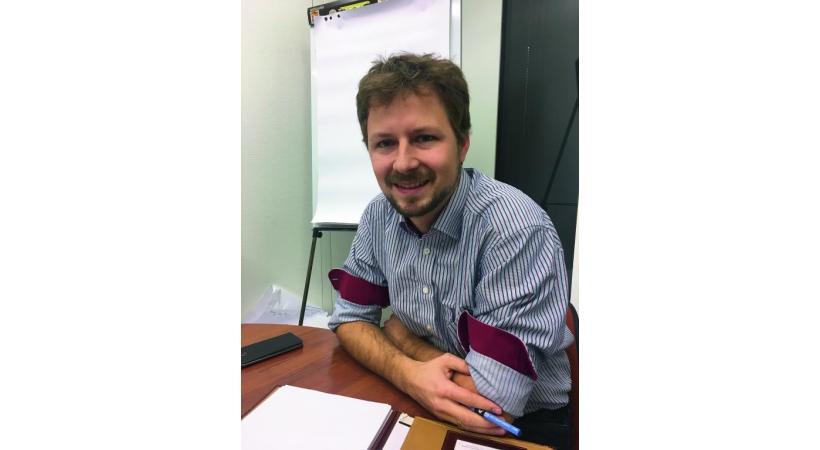 Damien Wirths, chef du projet «Accessibilité universelle». DR