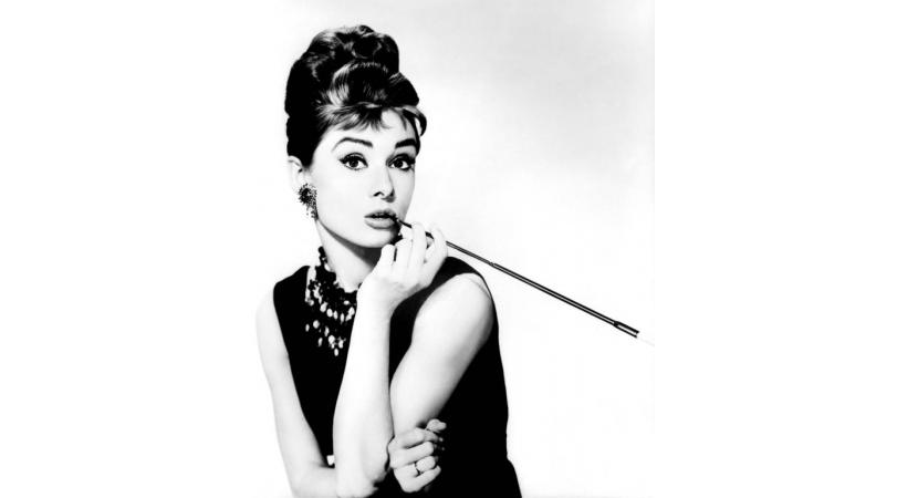 Audrey Hebpurn en 1961.dr