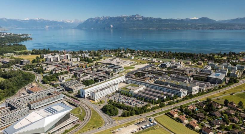 En 2100, l'EPFL affichera des températures équivalentes à celles de Perugia, au centre de l'Italie. dr