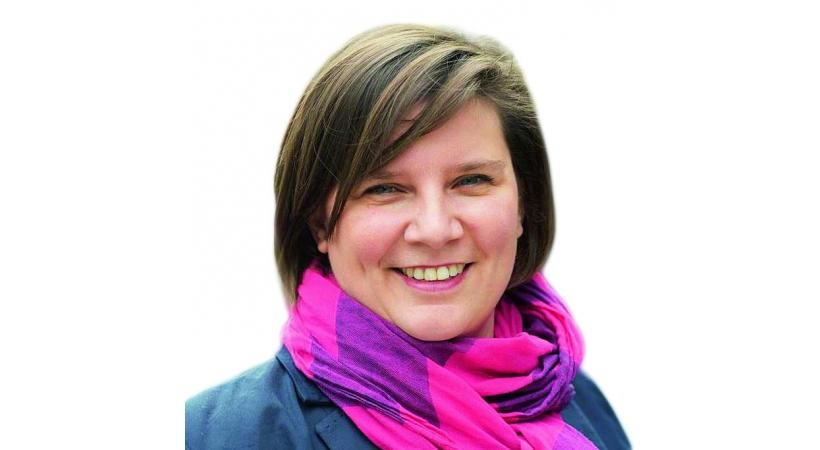 Florence Bettschart-Narbel, députée, présidente du PLR Lausanne