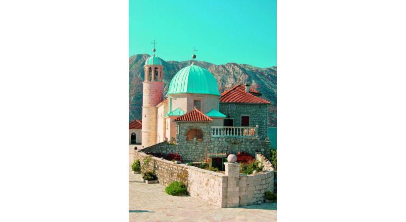 La petite ville de Pérast est un endroit paisible et propice à l'émerveillement. DR