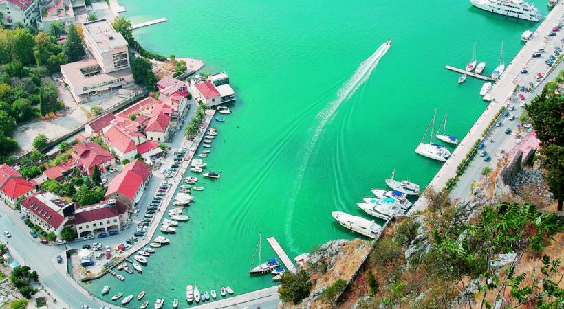 Le Monténégro est d'abord une destination estivale. DR