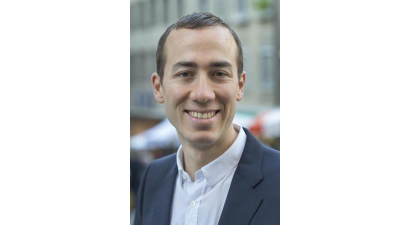 Benoît Gaillard, Président du PS Lausanne.