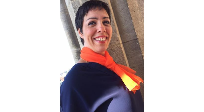 La Conseillère communal PDC Sandra Pernet
