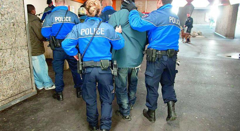 Dès le 15 juin, l'équivalent de 20 policiers à plein temps se consacreront à la lutte contre le deal. DR