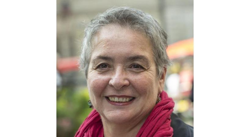 Aude Billard, Conseillère communales, Parti Socialiste Lausanne