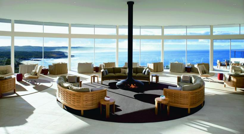 Dans un cadre sublime, un refuge cité parmi les meilleurs du monde. BP
