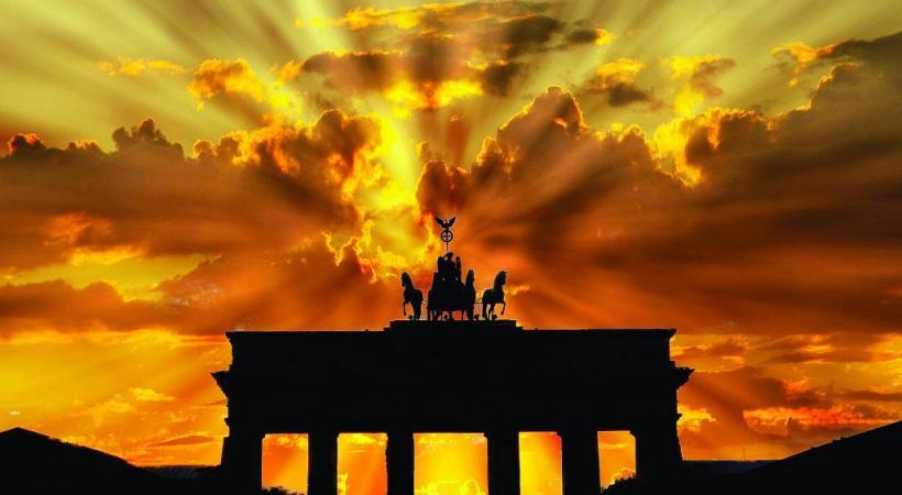La porte de Brandebourg faisait auparavant partie du mur de Berlin. PIXABAY