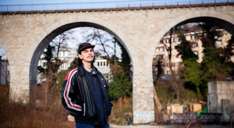 Cette année, Staro va passer du rock au hip-hop. DR