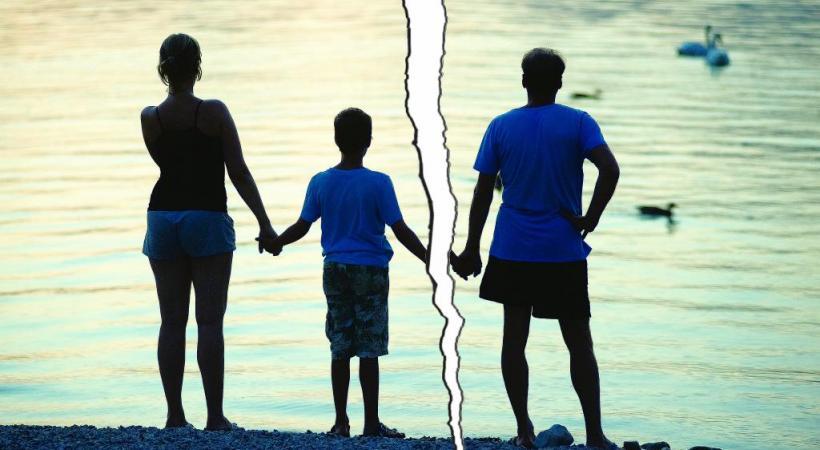 Malgré l'évolution du droit, nombre de pères divorcés continuent de se sentir lésés par la Justice. 1,2,3 RF