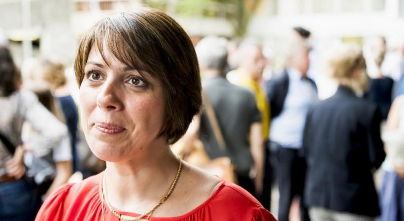 Sandra Pernet, conseillère communale PDC. DR