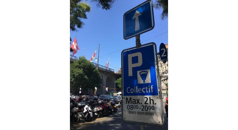 La Ville perçoit environ 20 millions au titre du stationnement. DR