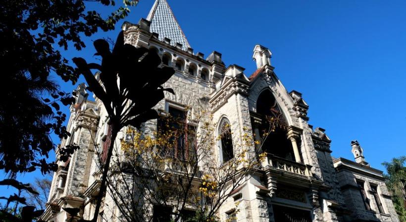 L'architecture témoigne de l'opulence de la bourgeoisie locale.