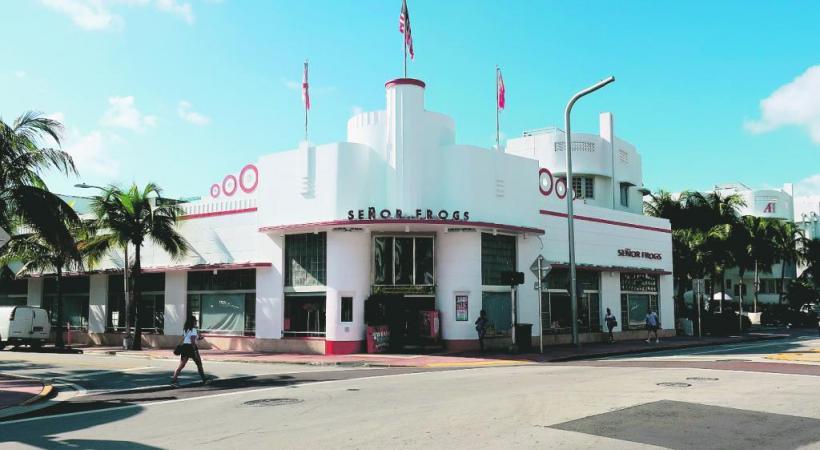 Une architecture cohérente qui signe aujourd'hui le patrimoine de Miami.
