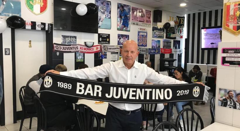 Carmelo Mufale, une vie consacrée à la Juventus de Turin. LF