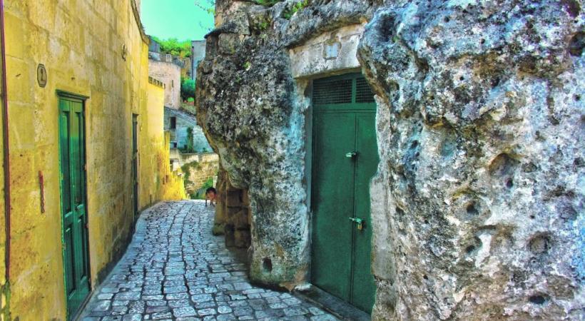 Matera est considérée comme la troisième ville la plus ancienne du monde après Alep (Syrie) et Jéricho (Cisjordanie).