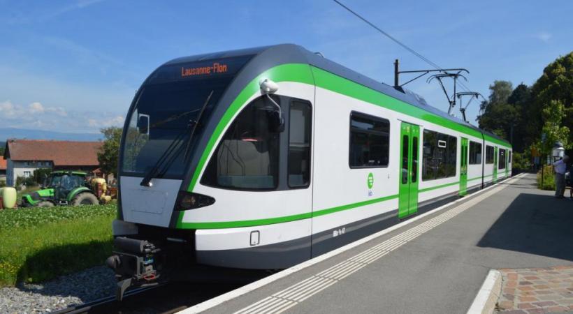 Le LEB, comme toutes les autres petites compagnies ferroviaires du canton, souffre d'un manque de personnel chronique. DR