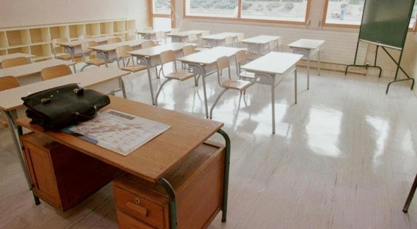 Les classes sont vides et beaucoup de profs doivent s'adapter dans l'urgence. DR