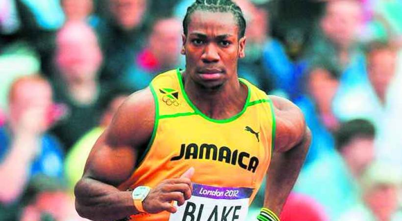 Yohann Blake.