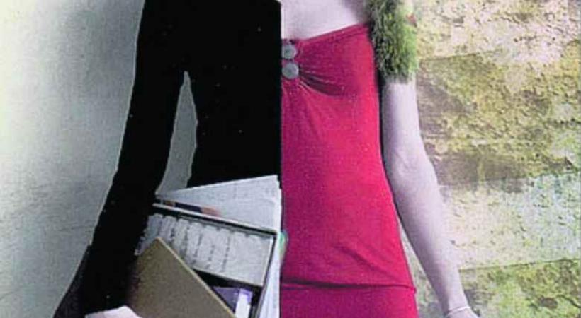 Elles seraient de plus en plus nombreuses à mener une double vie. Image tirée du film «Laura B, chères études».
