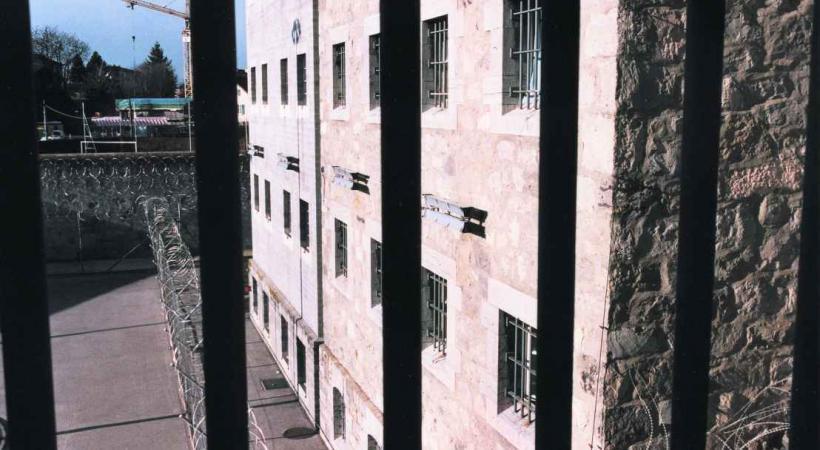 A Bois Mermet, la situation carcérale est problématique. VERISSIMO