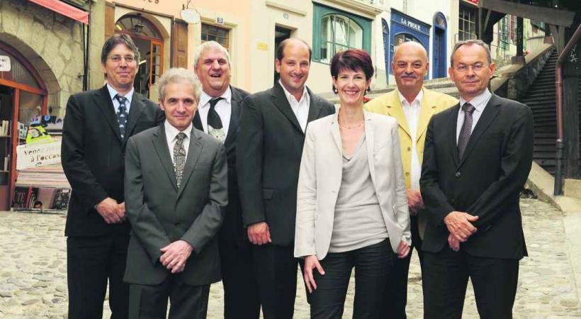 C'est une municipalité moins souriante qui a annoncé, la semiane dernière, le redimensionnement du projet Métamorphose.