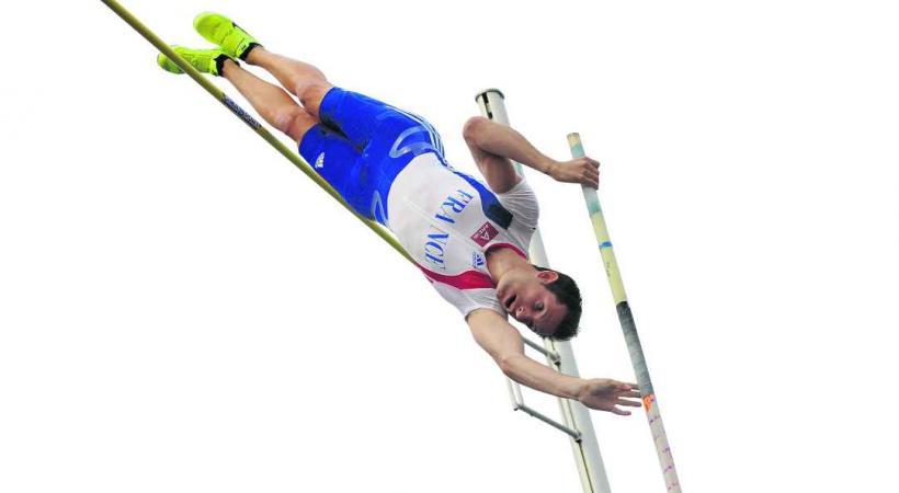 Le perchiste Renaud Lavillenie sera sans conteste l'une des attractions d'Athletissima 2103.