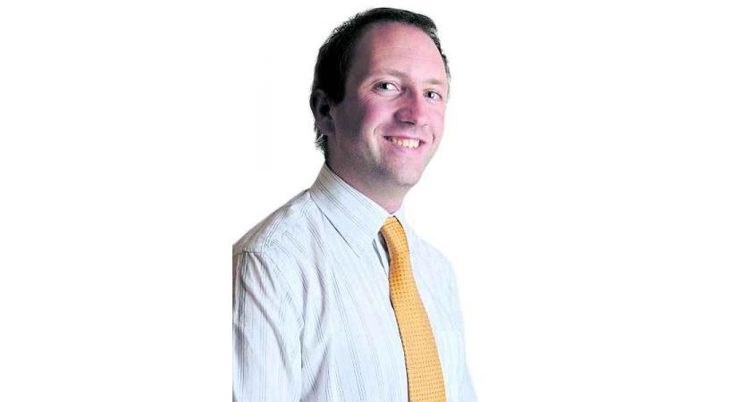 Axel Marion Député PDC Lausanne