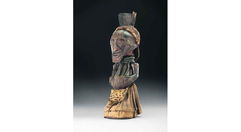 L'art africain, avec des « Collections singulières » DR