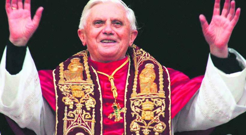 Benoît XVI.