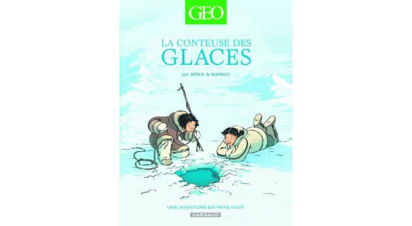 Tome 2 - La Conteuse des glaces