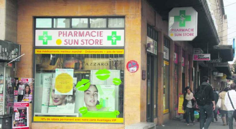 Sun Store ferme à Bel-Air