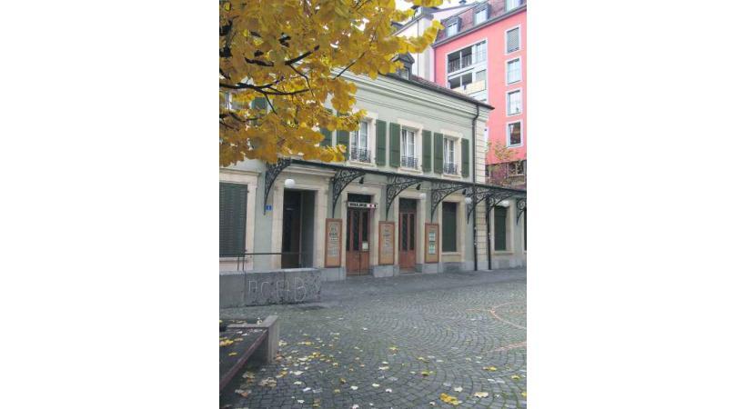 Lova Golovtchiner et Martine Jeanneret sont à la tête du théâtre Boulimie depuis 1970. DR