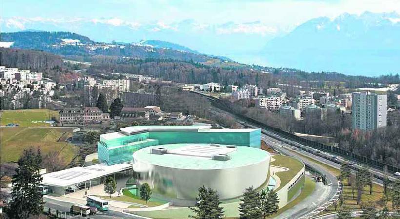 AQUATIS: un projet unique en Suisse.