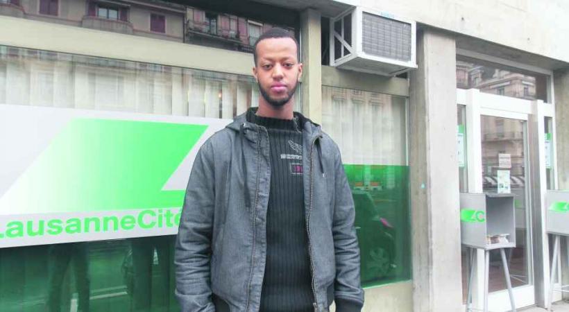 Kaled Mohamed-Ali, victime des forces de l'ordre en 2006.