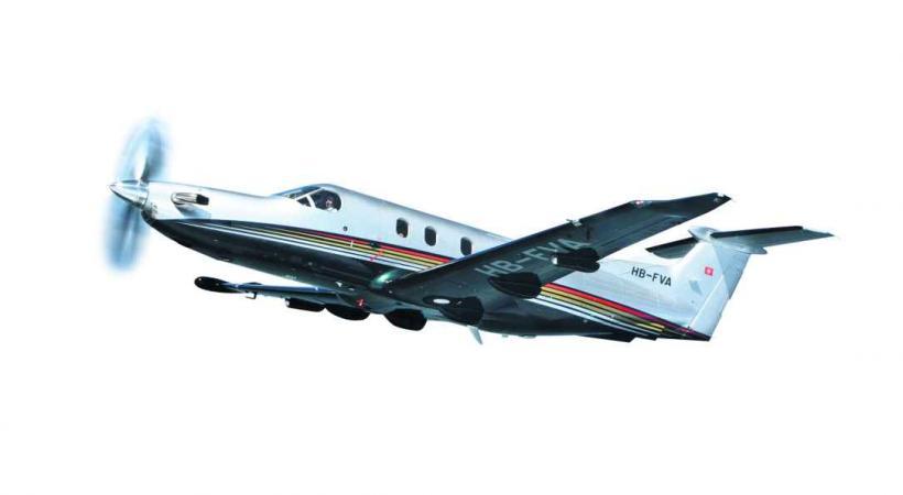 Ce sont des avions de ce type, des Pilatus PC 12, qui assureront le vols.